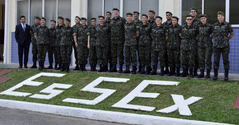 Concurso Exército EsSEx 2018; Inscrições Abertas