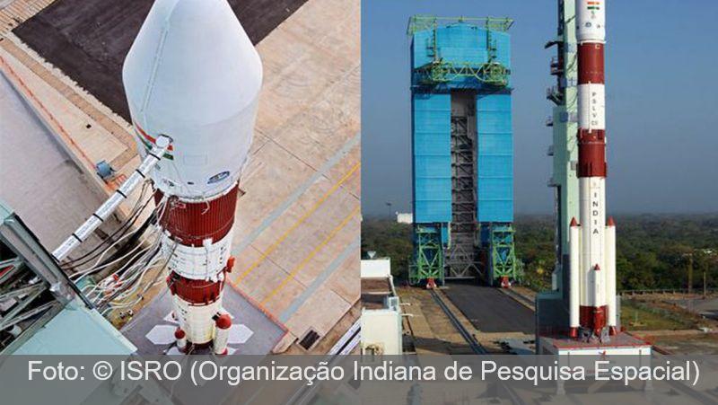 Satélite brasileiro será lançado na madrugada deste domingo