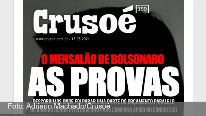 'As provas do mensalão de Bolsonaro'