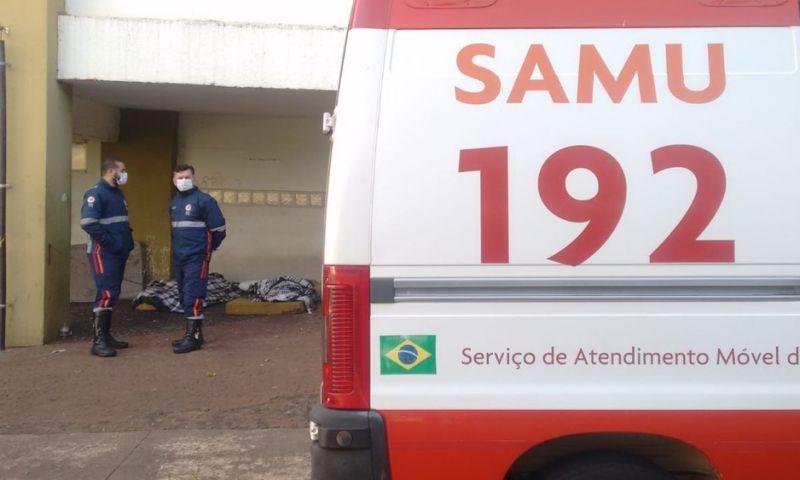 Morador de rua é encontrado morto no dia mais frio do ano em Lençóis Paulista