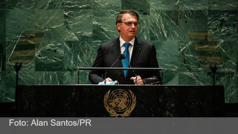 Bolsonaro tem resultado negativo em novo teste de Covid, diz Planalto