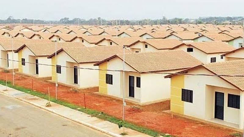 Governo entrega 500 casas do programa de habitação social