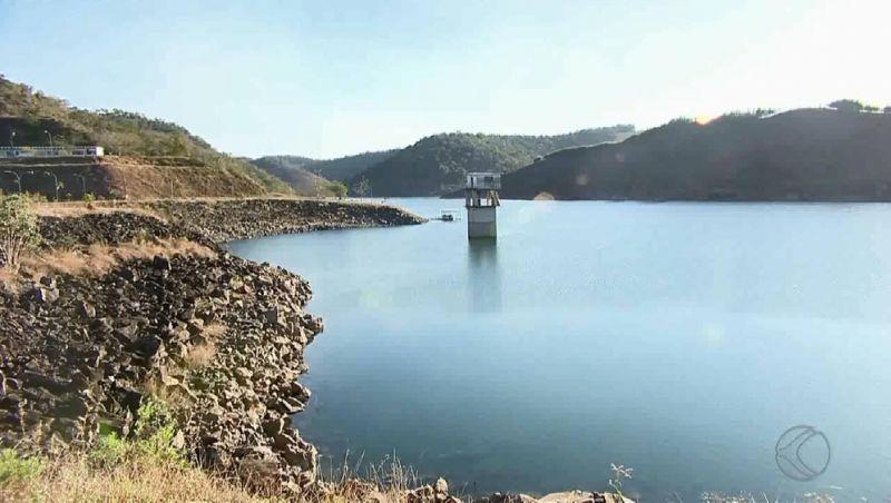 Represa de São Pedro tem menor nível para o período em 5 anos em Juiz de Fora; confira a situação dos outros reservatórios