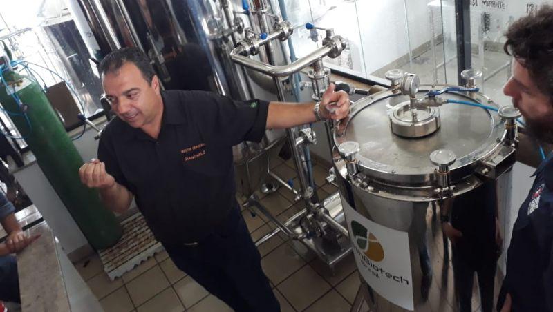 Juiz de Fora revoluciona mercado cervejeiro com uso de nova tecnologia produtiva