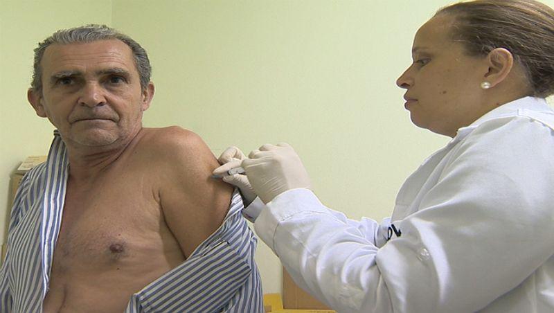 Cobertura vacinal de idosos contra o vírus da gripe chega a 70% em JF