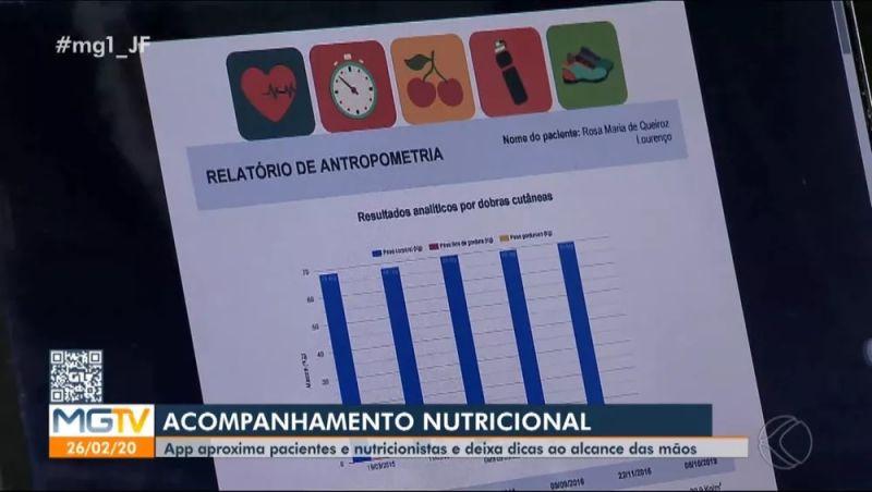 Nutricionistas de Juiz de Fora adotam aplicativos para facilitar orientações a pacientes