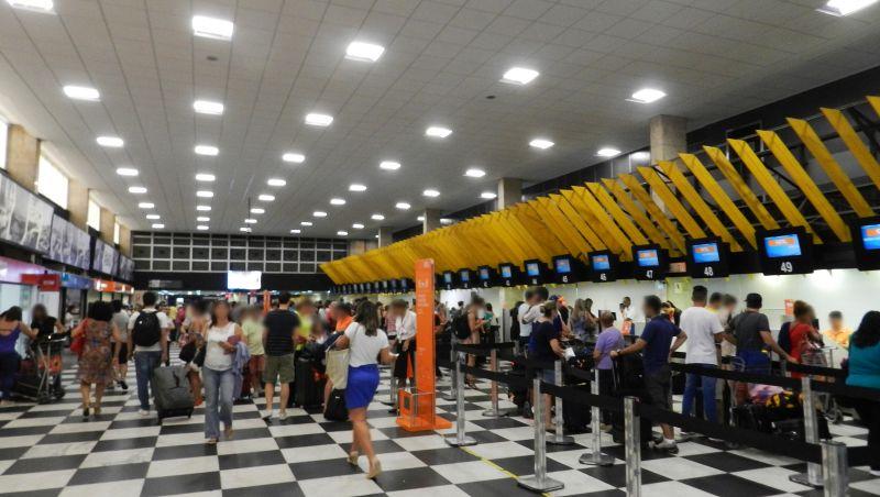 Aeroportos de São Paulo funcionam normalmente após falha em radar
