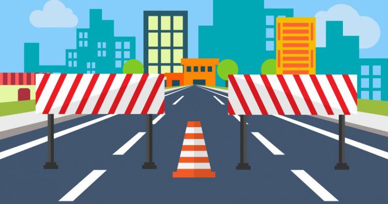 Settra interdita trânsito no Centro para procissão