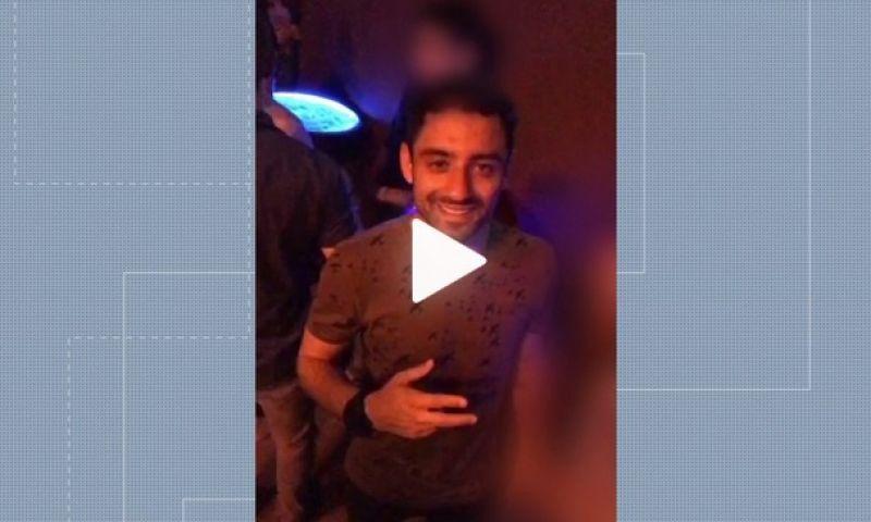 Vídeo mostra jogador Daniel em festa de suspeitos antes do crime