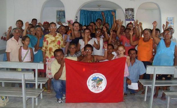 Trabalhadores rurais fazem greve de fome contra a reforma da Previdência