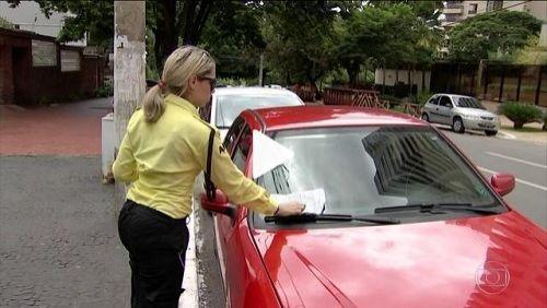 Motorista vai ter acesso aos dados de quem aplicou a multa