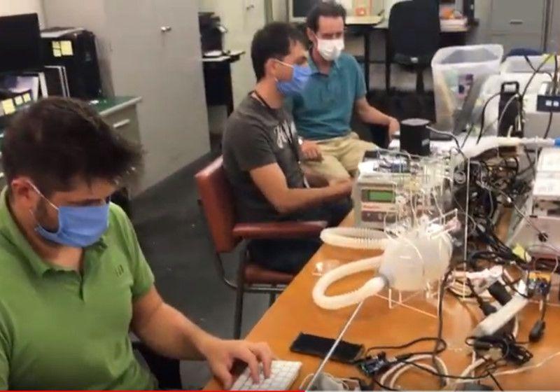 USP cria respirador de baixo custo com produção rápida contra pandemia