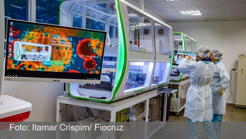 Rio de Janeiro confirma variante Alpha do novo coronavírus no estado