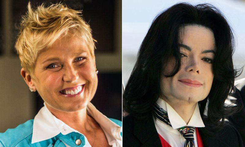 Xuxa relembra proposta para gerar filhos de Michael Jackson: 'Me senti mal'