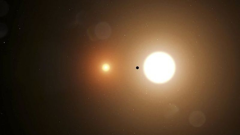 O jovem de 17 anos que descobriu planeta com dois sóis em seu 3º dia na Nasa