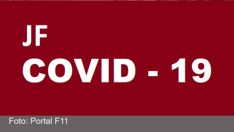 Covid-19 (18/06/21): Juiz de Fora tem mais 7 óbitos e ultrapassa 36 mil casos confirmados