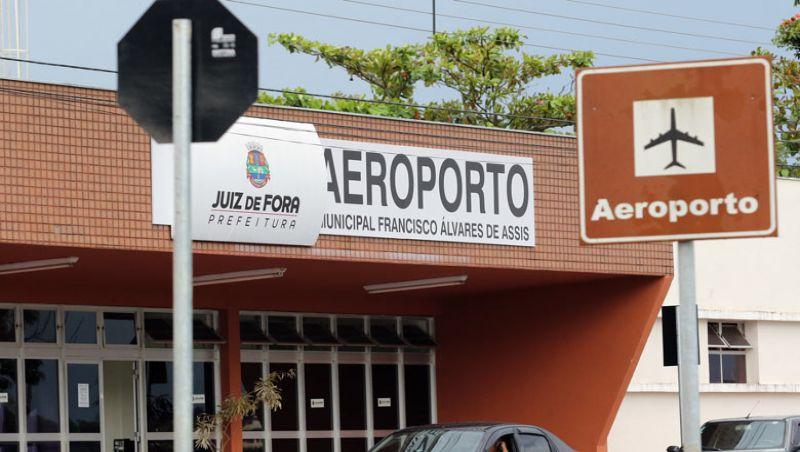 PJF quer negociar voos para o Serrinha