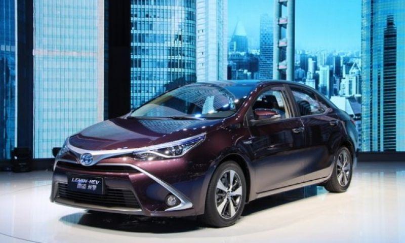 Toyota deverá trazer Corolla híbrido ao Brasil