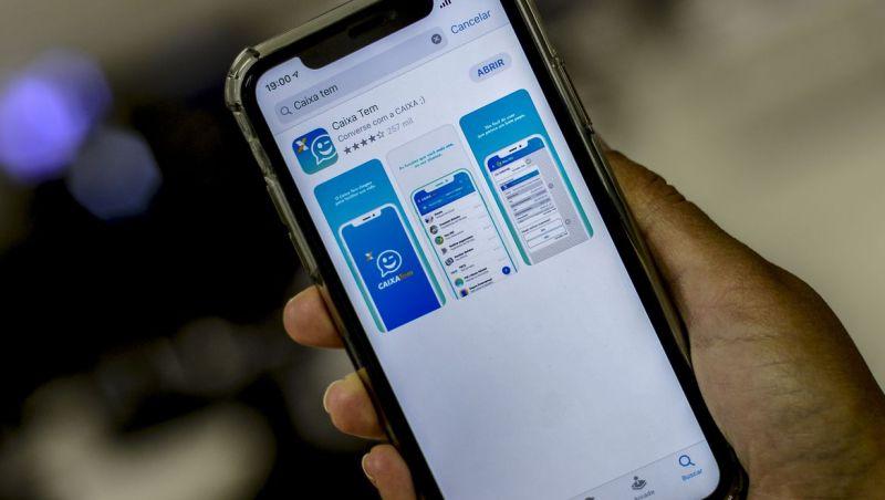 Compras com auxílio emergencial podem ser pagas via celular