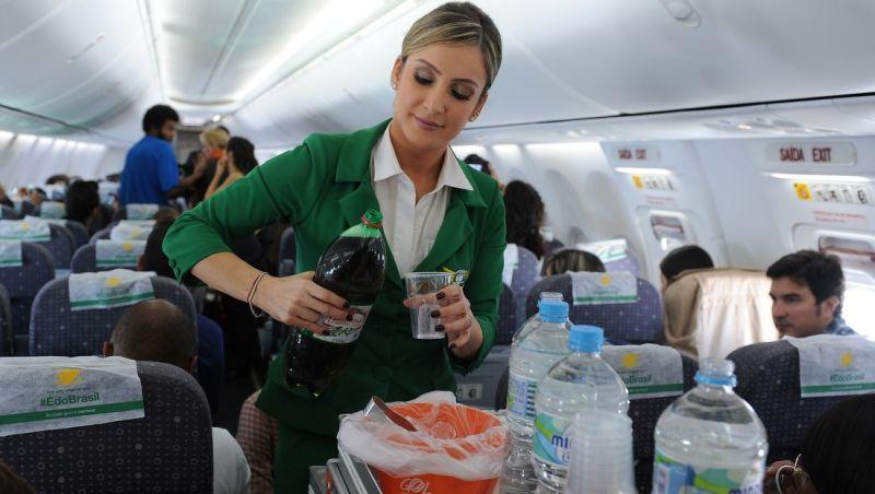 Total de passageiros em aviões cresce 4,36% no Brasil, diz associação