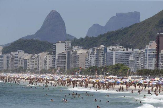 Ocupação hoteleira para o Réveillon carioca já ultrapassa 80%