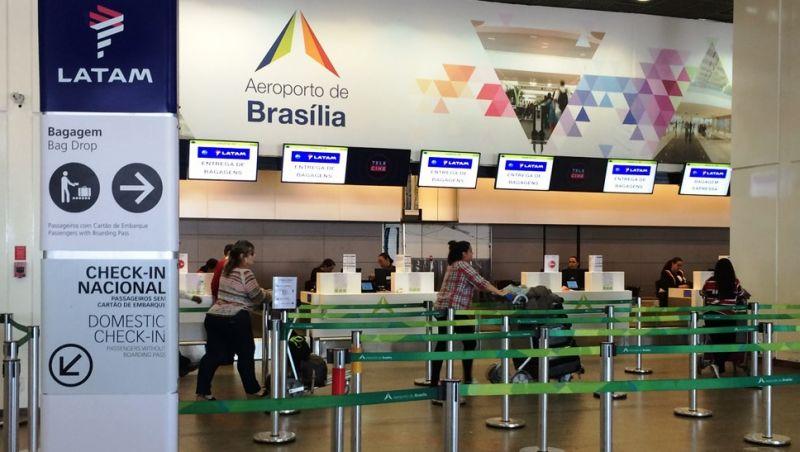 Manaus, Campinas e Brasília são eleitos os melhores aeroportos do país