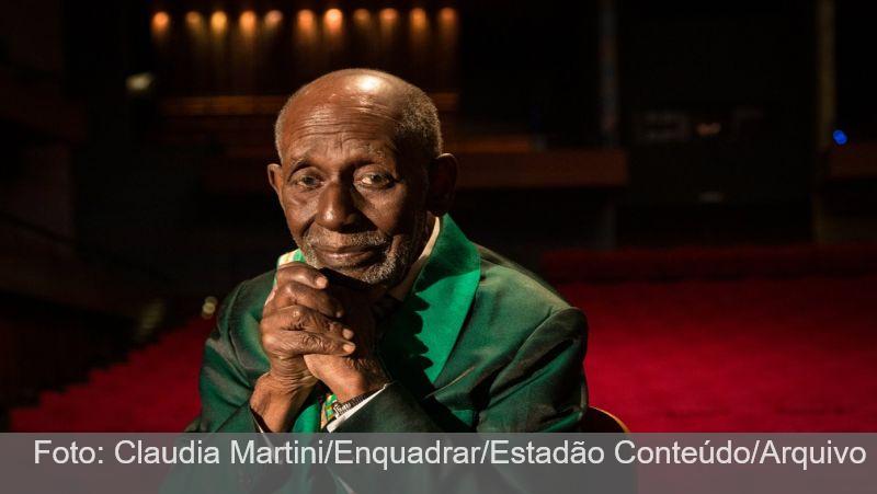 Ícone do samba, Nelson Sargento morre com Covid aos 96 anos