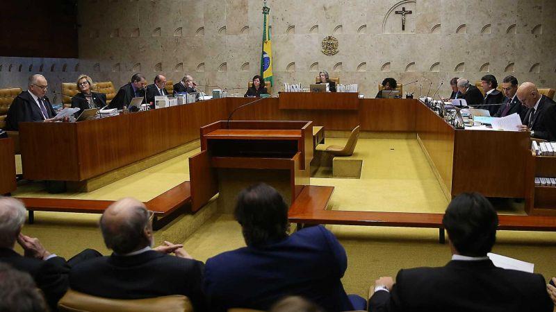 Turma do STF entende que há restrição de foro também para ministros