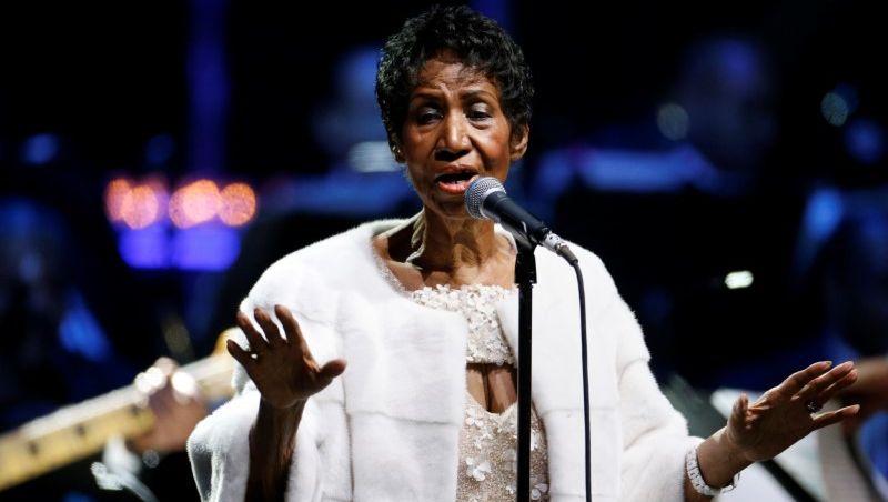 Morre aos 76 anos Aretha Franklin, a 'rainha do soul'