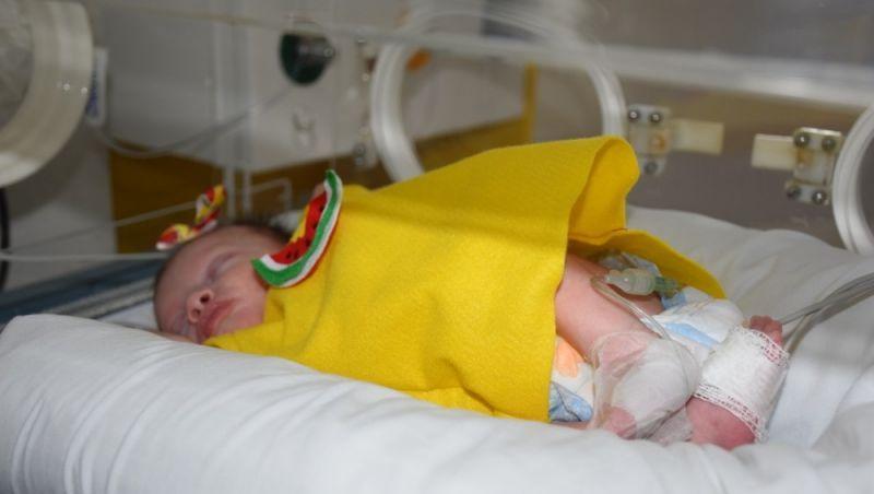 Bebês da UTI Neonatal ganham fantasias da Turma da Mônica na Santa Casa de Juiz de Fora