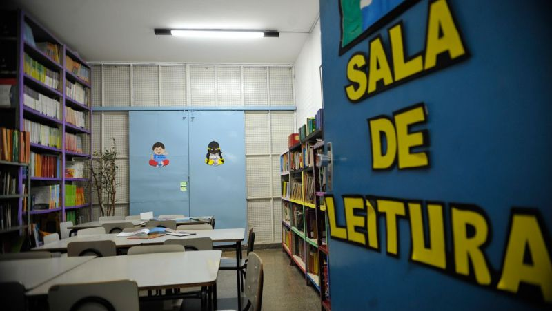 Lei autoriza distribuição de alimentos a famílias de estudantes