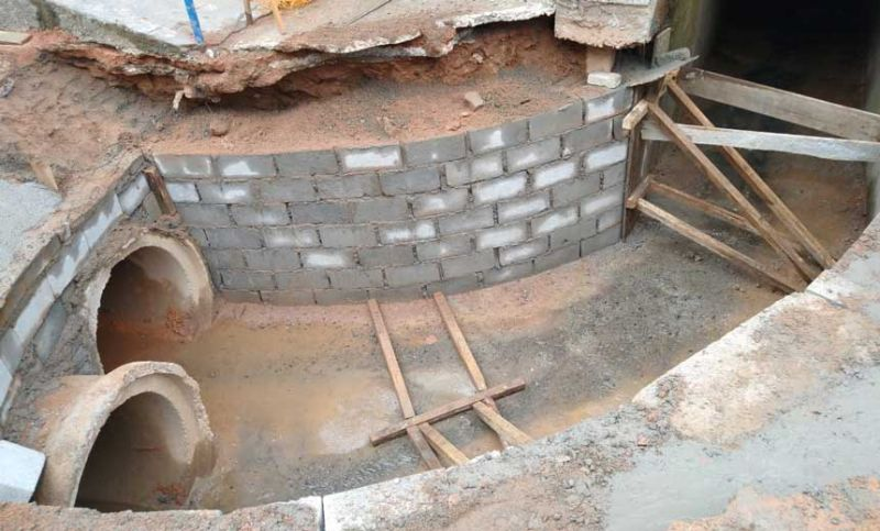 PJF inicia nova etapa no sistema de drenagem no Bairro Santo Antônio