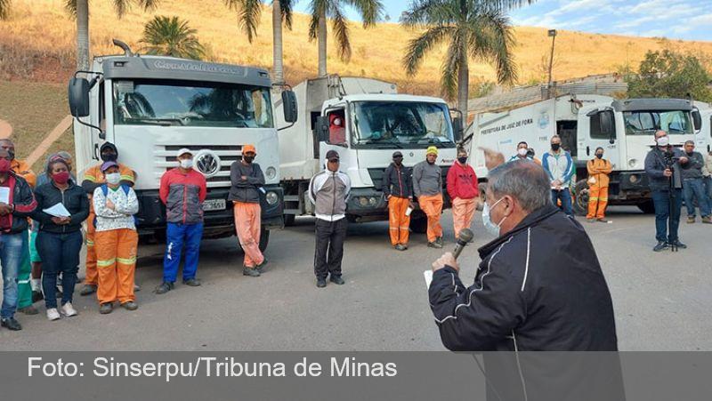 Sindicato afirma que PJF suspendeu projeto de transformação do Demlurb em estatal