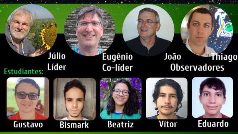 Brasil obtém 5 medalhas em olimpíada latino-americana de astronomia