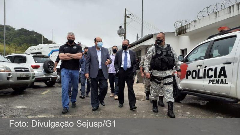 TJMG será parceiro na execução do estudo de solo no Ceresp de Juiz de Fora após problemas na estrutura