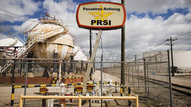 Petrobras vende refinaria de Pasadena à Chevron por US$350 mi