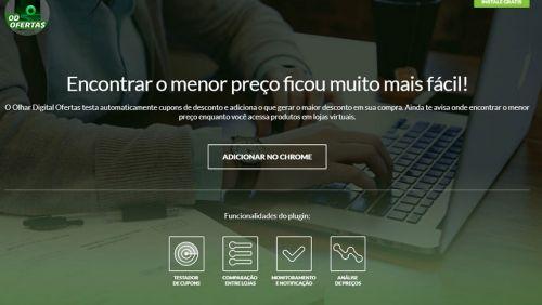 Olhar Digital lança extensão que encontra o menor preço na Black Friday