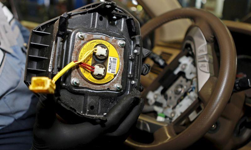 Toyota também teve caso de rompimento de airbag da Takata no Brasil
