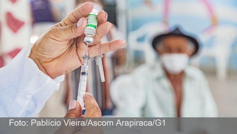 Mortes de idosos acima de 90 anos por Covid-19 caem 70% na cidade de SP em fevereiro; especialistas falam em 'reflexo da vacinação'