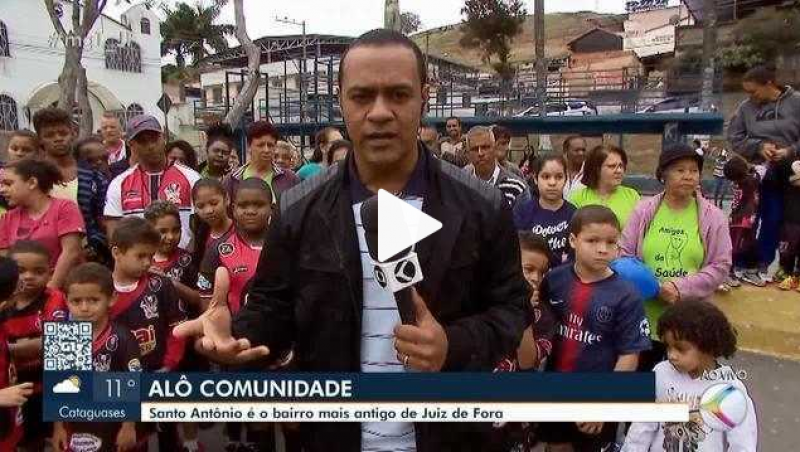 Alô Comunidade: conheça o Santo Antônio, primeiro bairro de Juiz de Fora