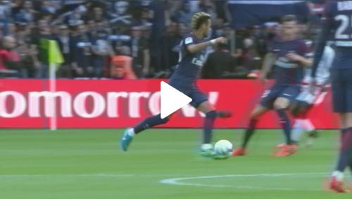 Neymar comanda goleada e encerra polêmica com gol de pênalti e abraços de Cavani - veja os gols
