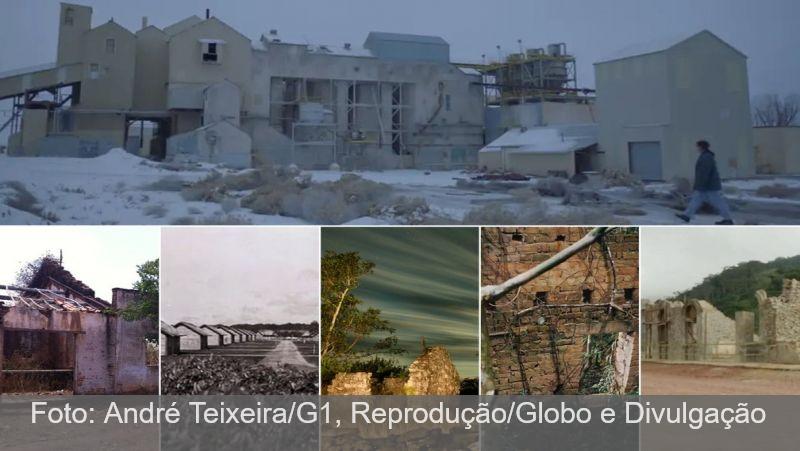 'Cidades-fantasma': Brasil tem municípios abandonados como o que 'Nomadland' mostra nos EUA