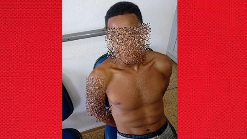Foragido da Justiça que praticava crimes em Rio Novo, Piau, Goianá e Cel. Pacheco é preso