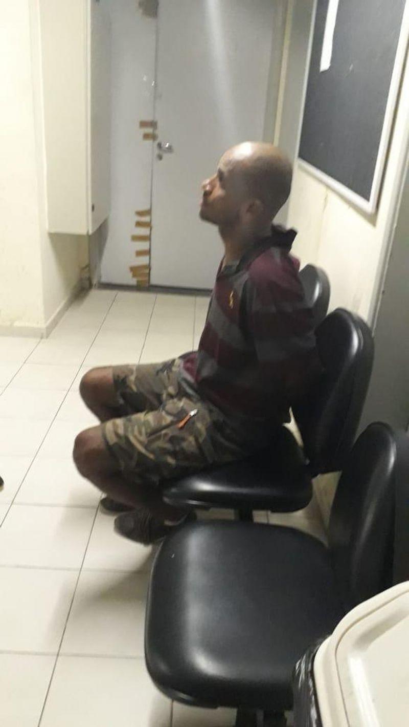Segurança de chefe de quadrilha é preso dentro de shopping no Rio