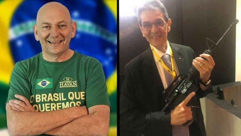 Roberto Jefferson, Luciano Hang, e blogueiros são alvos de operação da PF