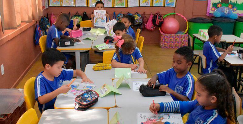 Cadastramento para pré-escola começa na segunda-feira
