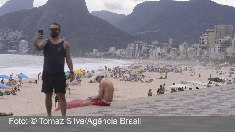 Turismo deixou de ganhar R$ 41,6 bilhões desde o início da pandemia
