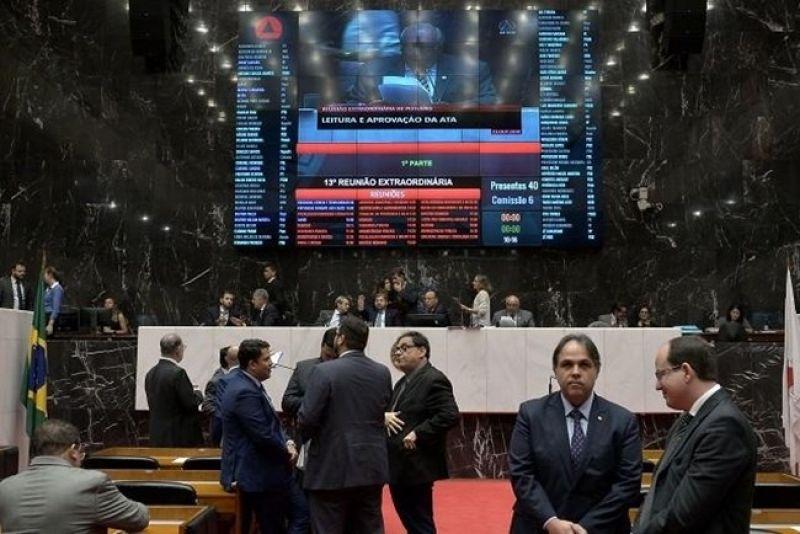 Projeto que garante o 13º salário dos servidores de Minas será votado nesta quarta-feira na ALMG