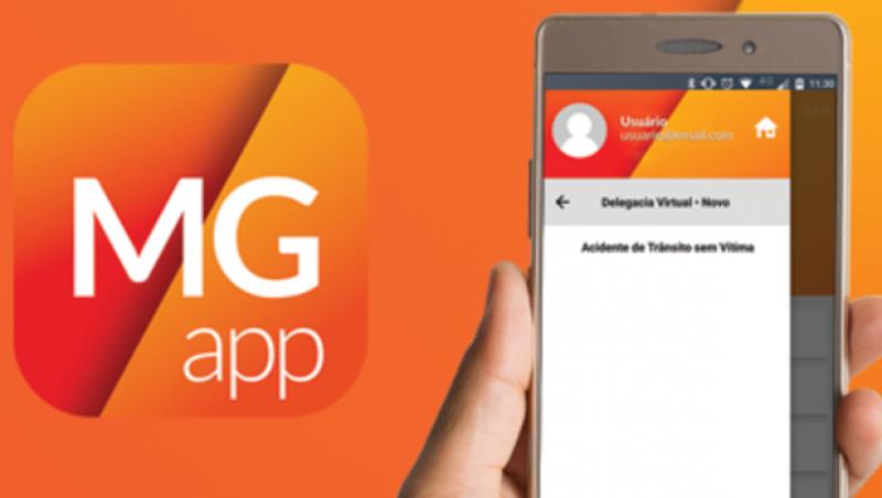 Boletim de Ocorrência já pode ser solicitado pelo aplicativo do Governo MGapp