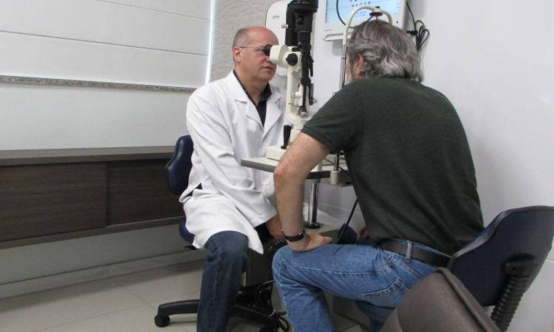 Catarata é responsável por quase 50% dos casos de cegueira no mundo